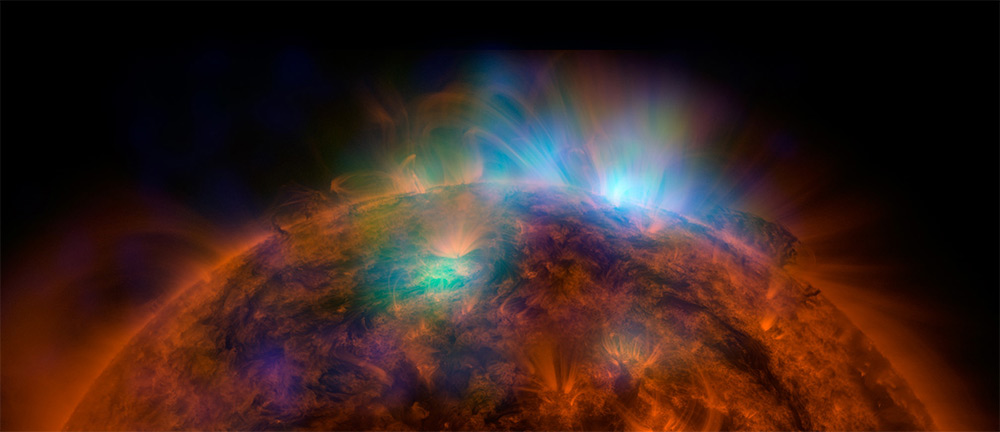 sun-xrays